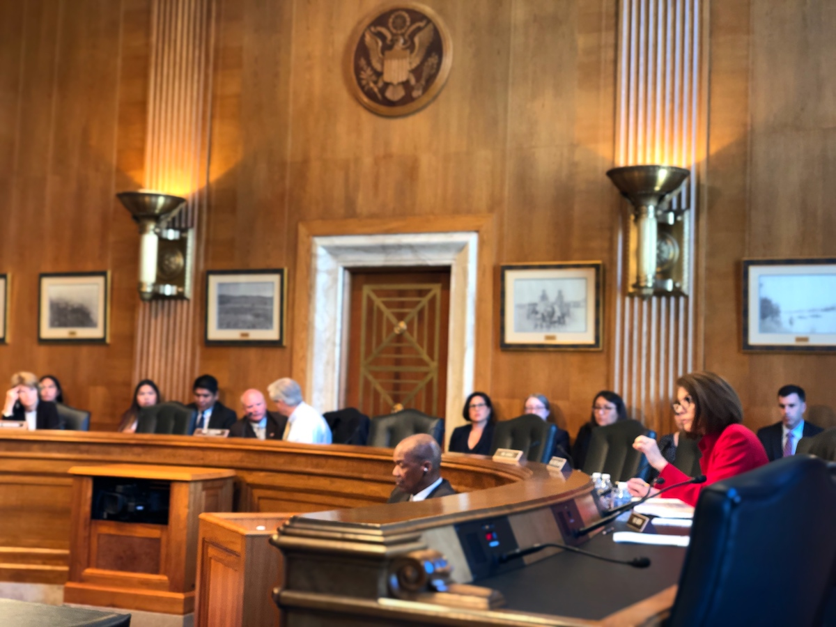 RECAP: Trump administration unprepared for hearing on #MMIW and tribal jurisdiction bills