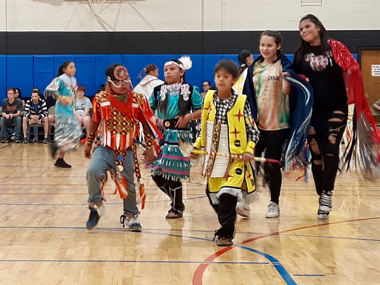 Native Sun News Today: Drum and dance group returns to help youth