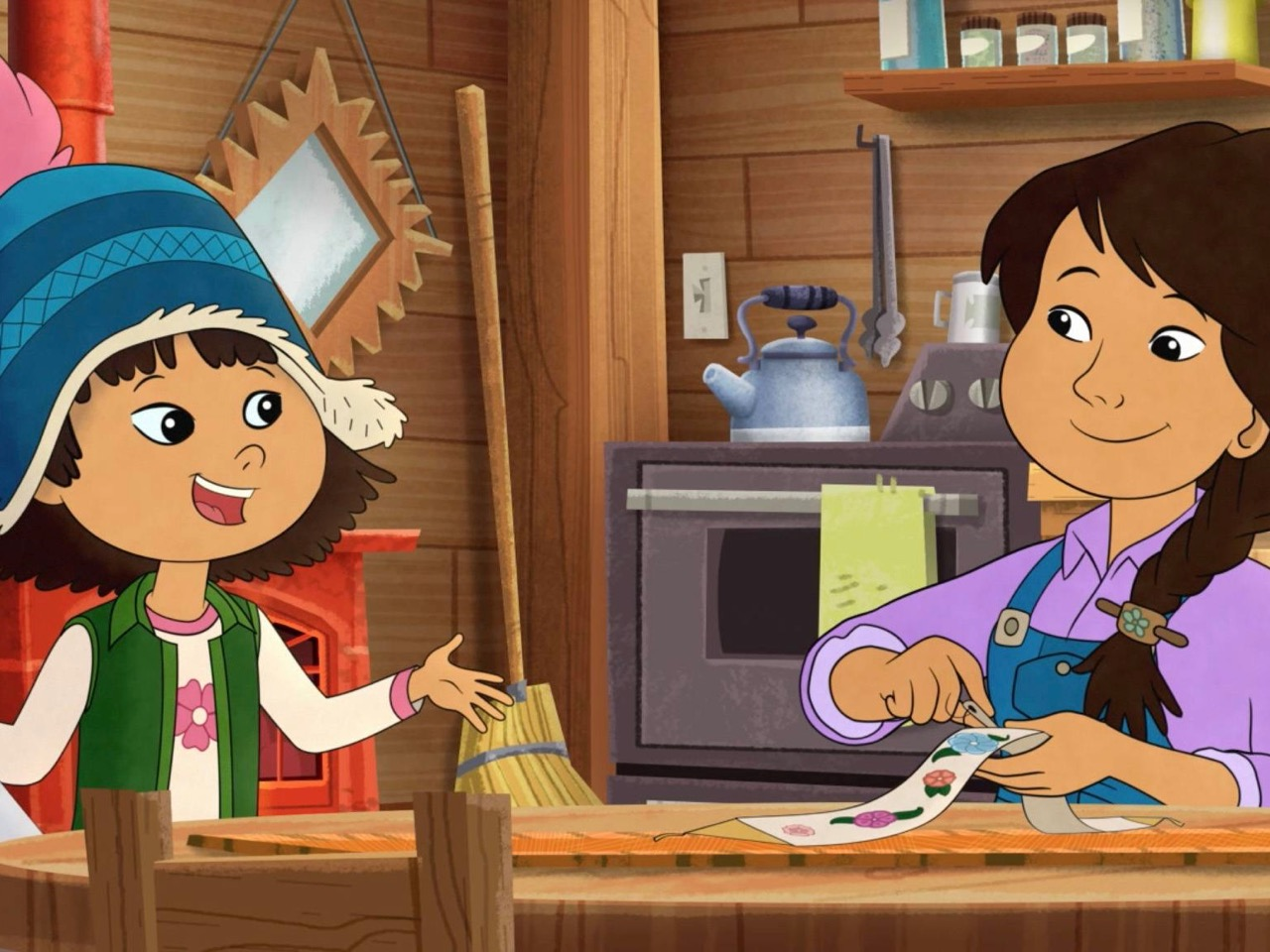 'Molly of Denali' shares Alaska Native culture with a young audience