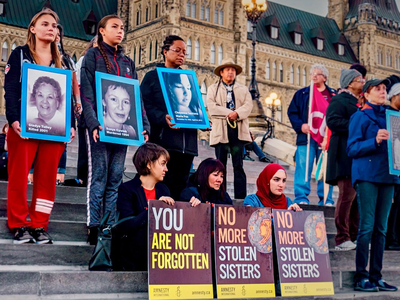Democracy Now: Inquiry confirms ongoing genocide of Indigenous women and girls