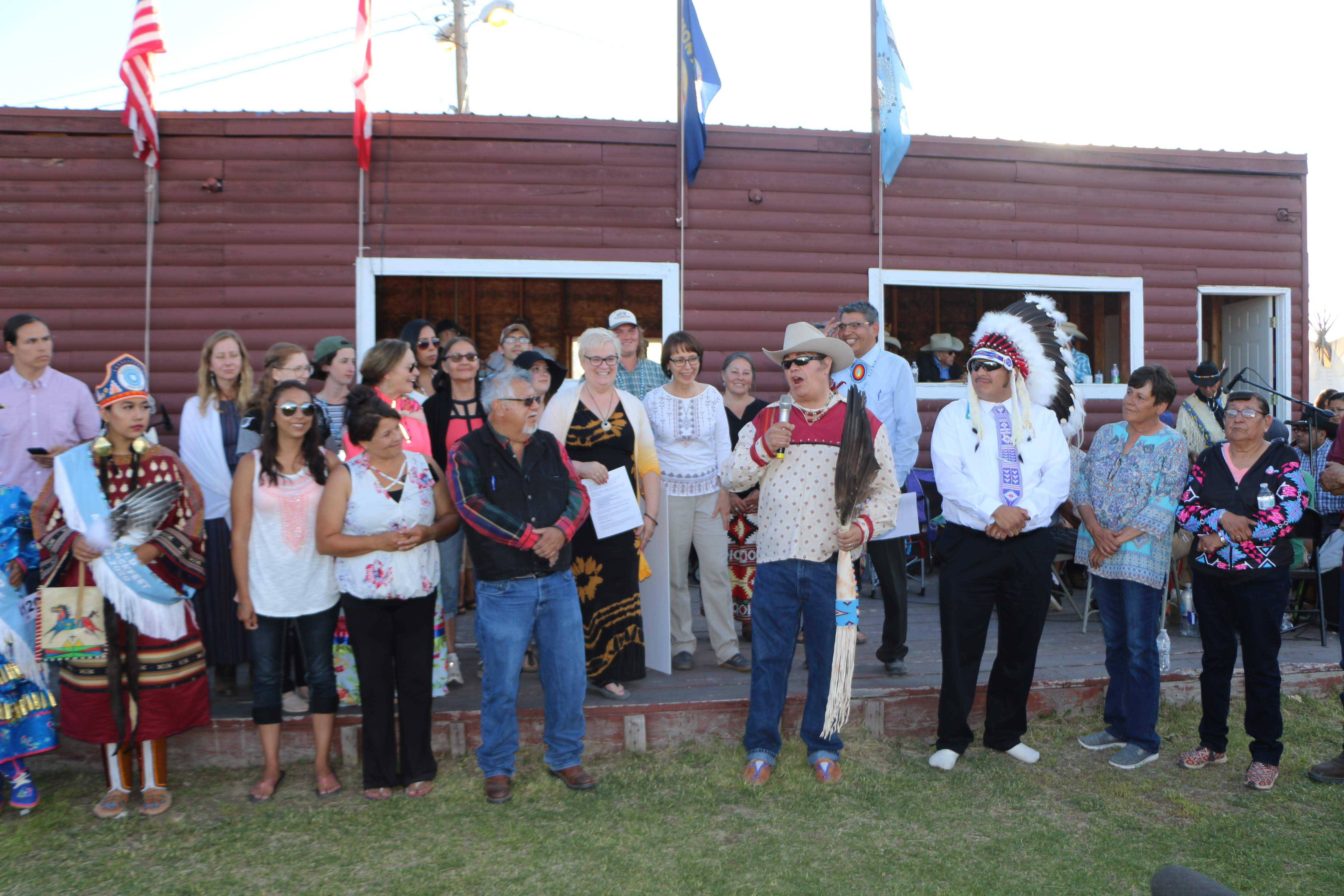MSU News: Blackfeet Nation shares in grant to promote food