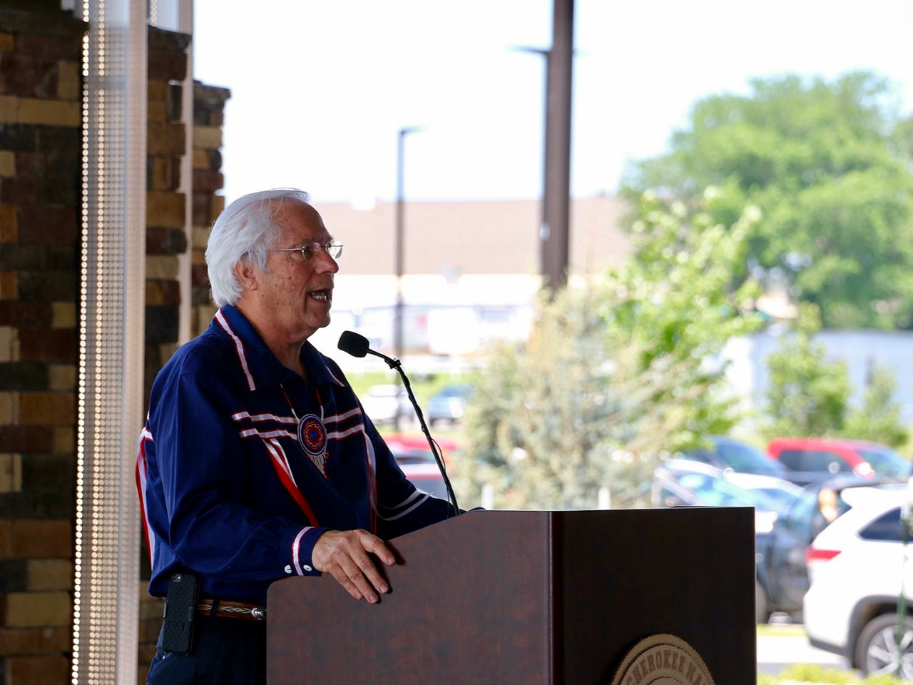 Bill John Baker: Expanding homeownership opportunities to Cherokees in Arkansas