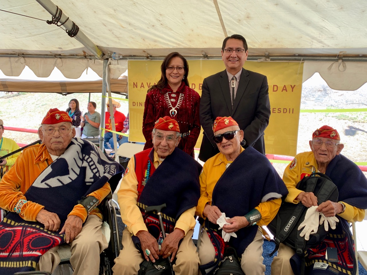 Navajo Nation pays tribute to warriors on Code Talker Day