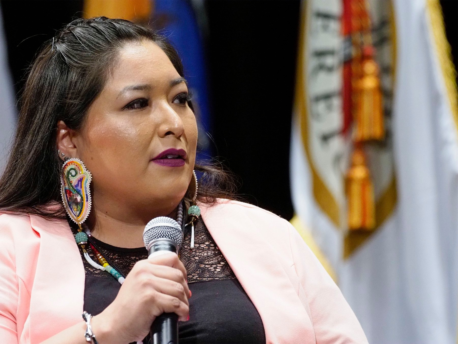 RECAP: Afternoon session of Frank LaMere Native American Presidential Forum