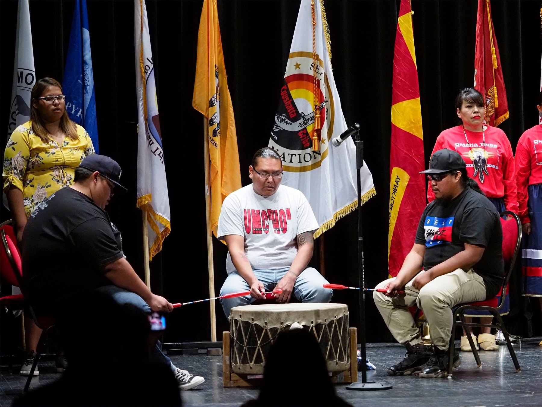 RECAP: Morning session of Frank LaMere Native American Presidential Forum