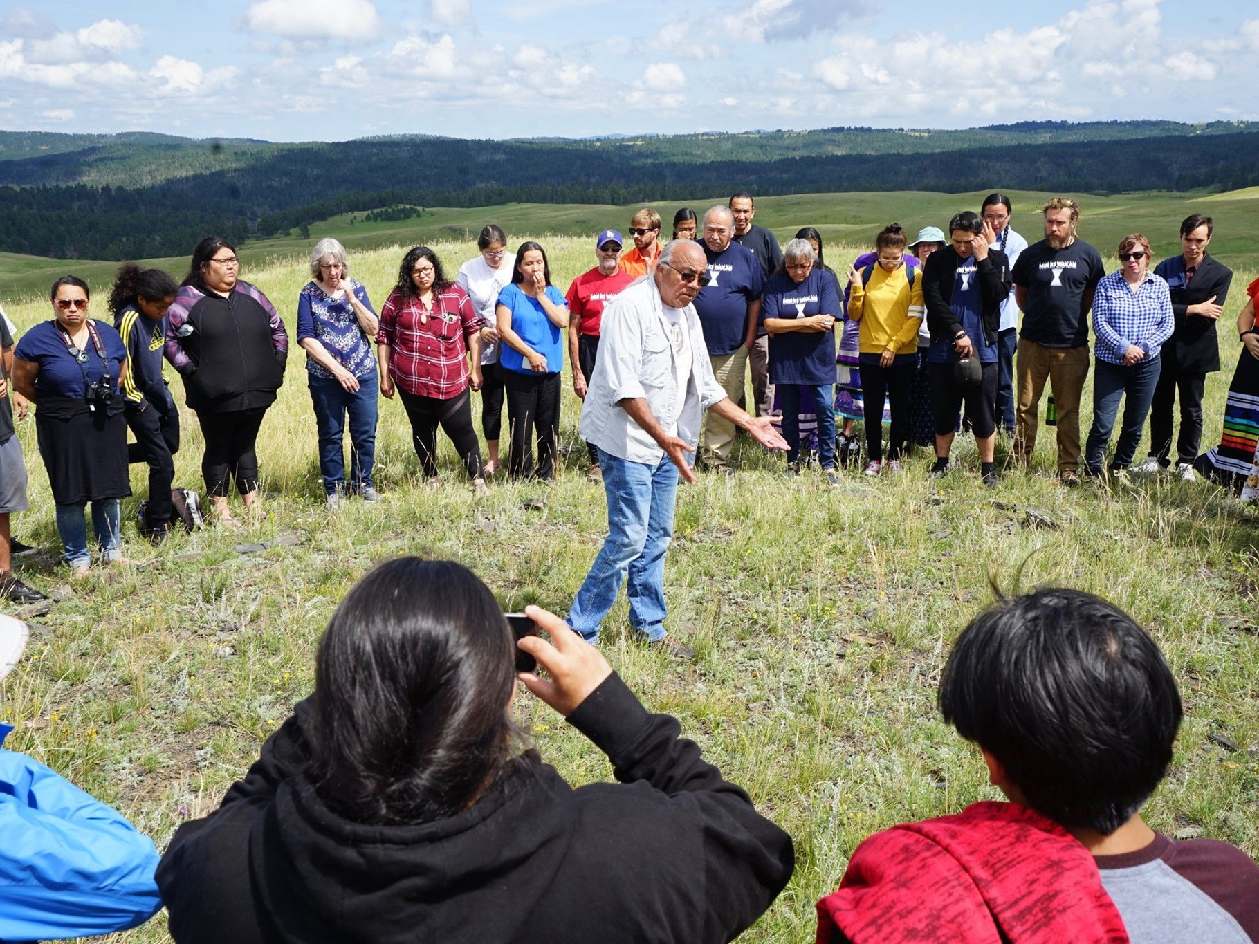 Native Sun News Today: Summit focuses on sacredness of water