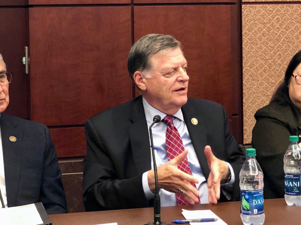 Rep. Tom Cole: Ready to combat coronavirus