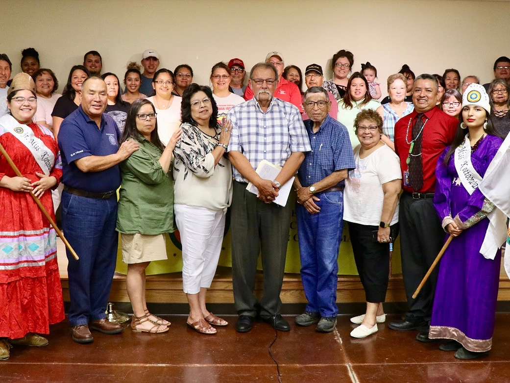 United Keetoowah Band celebrates historic decision in homelands case