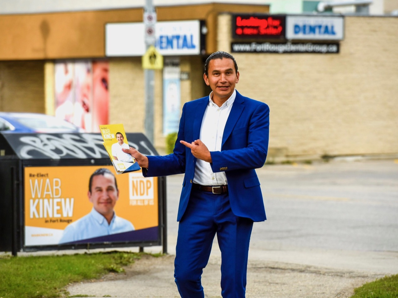 Indigenous leader falls short in Manitoba election bid