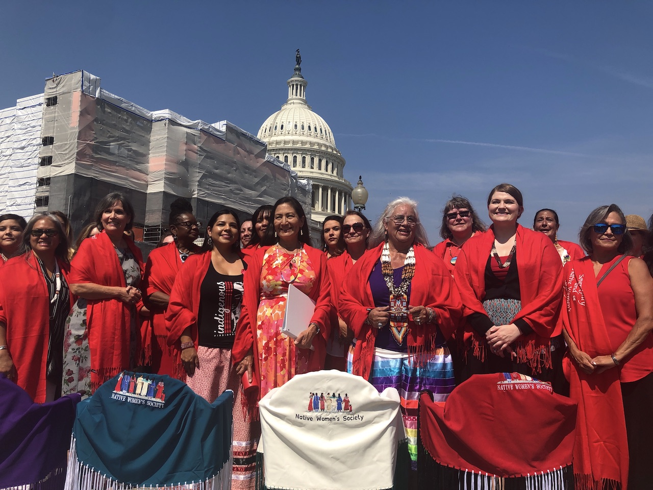 RECAP: Sovereignty and Native Women's Safety at US Capitol