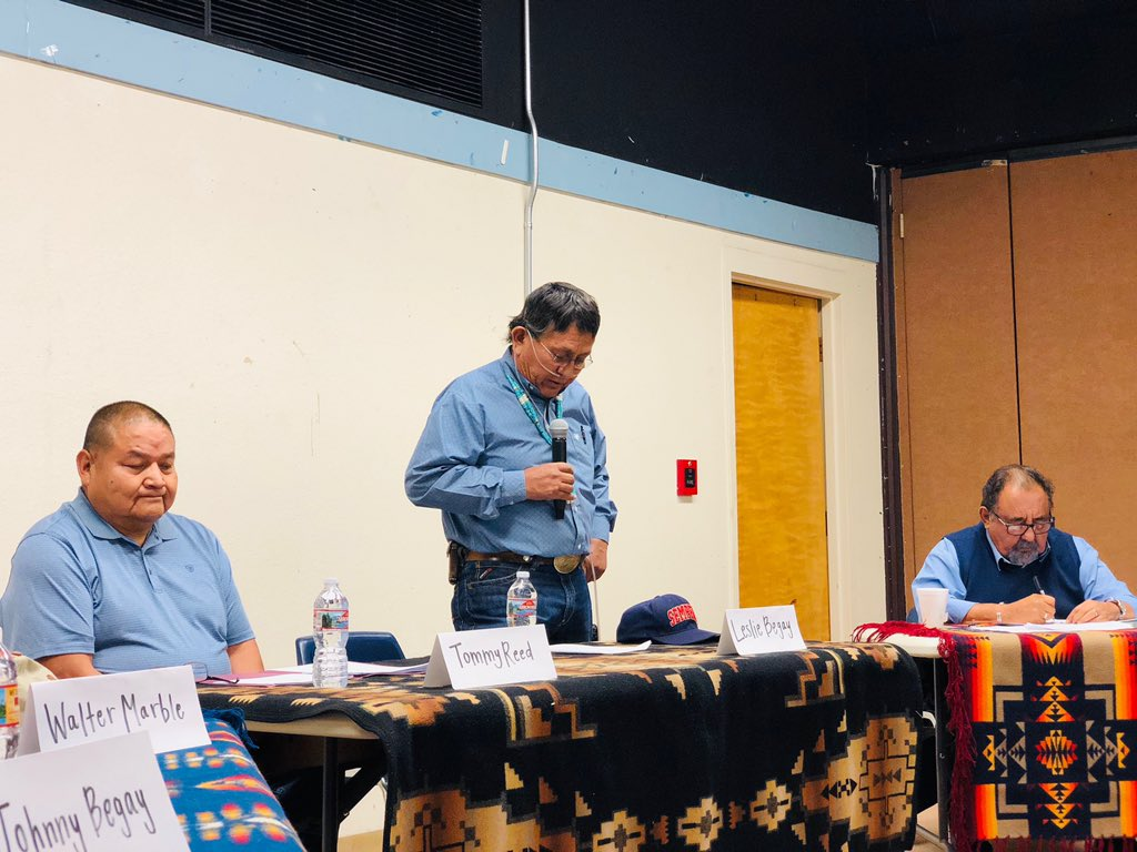 Senate Committee on Indian Affairs examines nuclear legacy in Indian Country