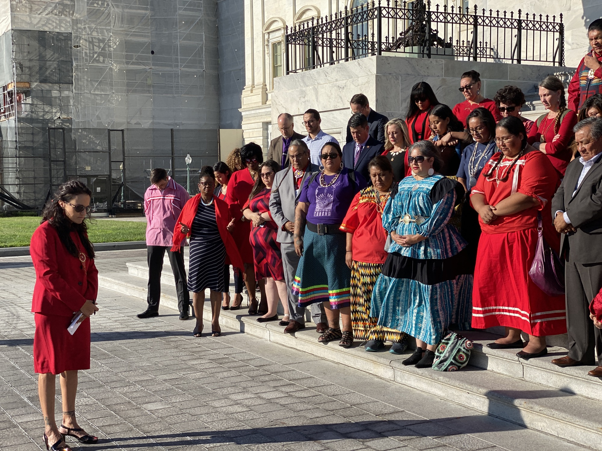 YES! Magazine: Pipelines can endanger the lives of Native women