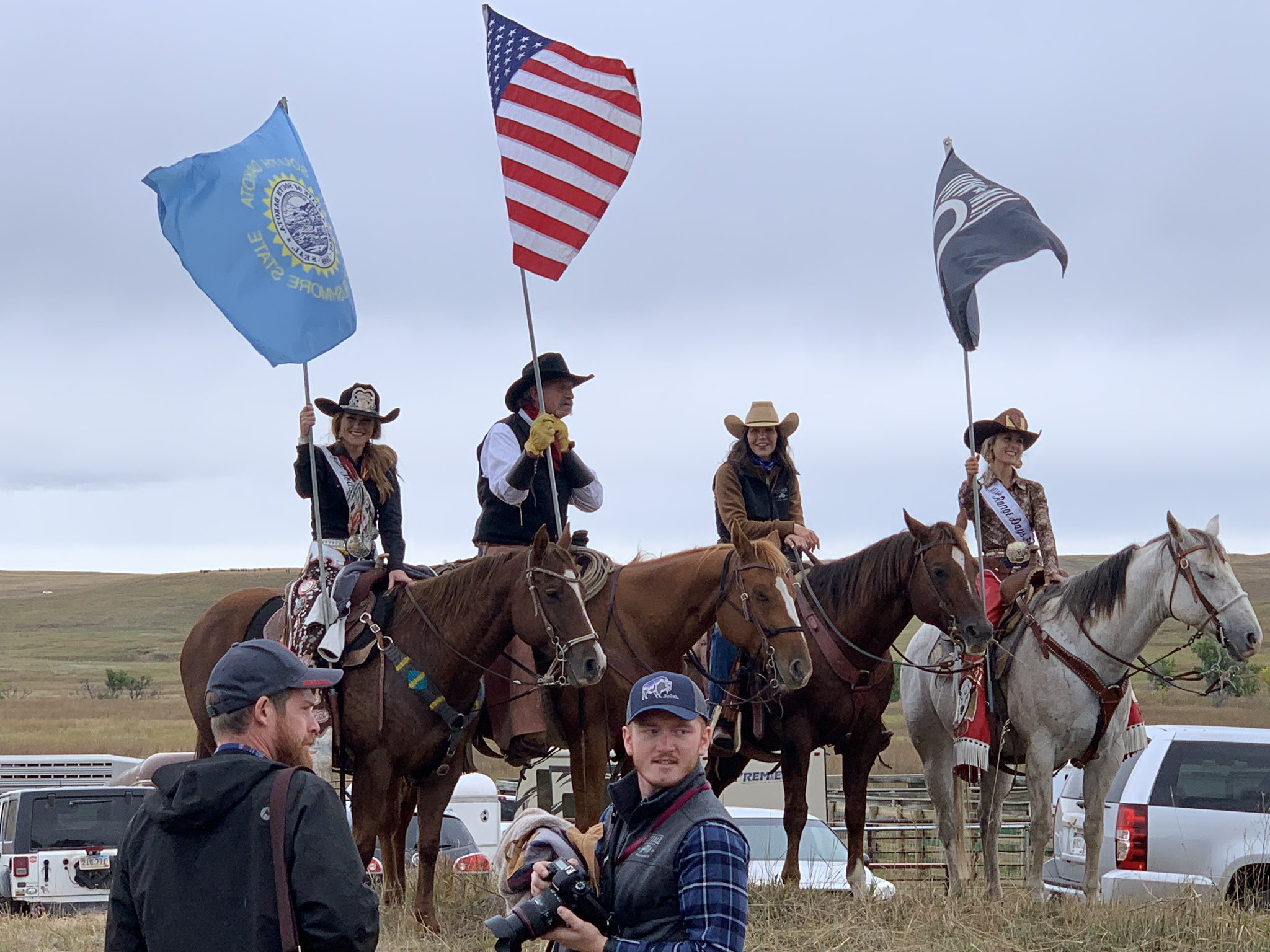 Tim Giago: Revisiting the Buffalo Roundup