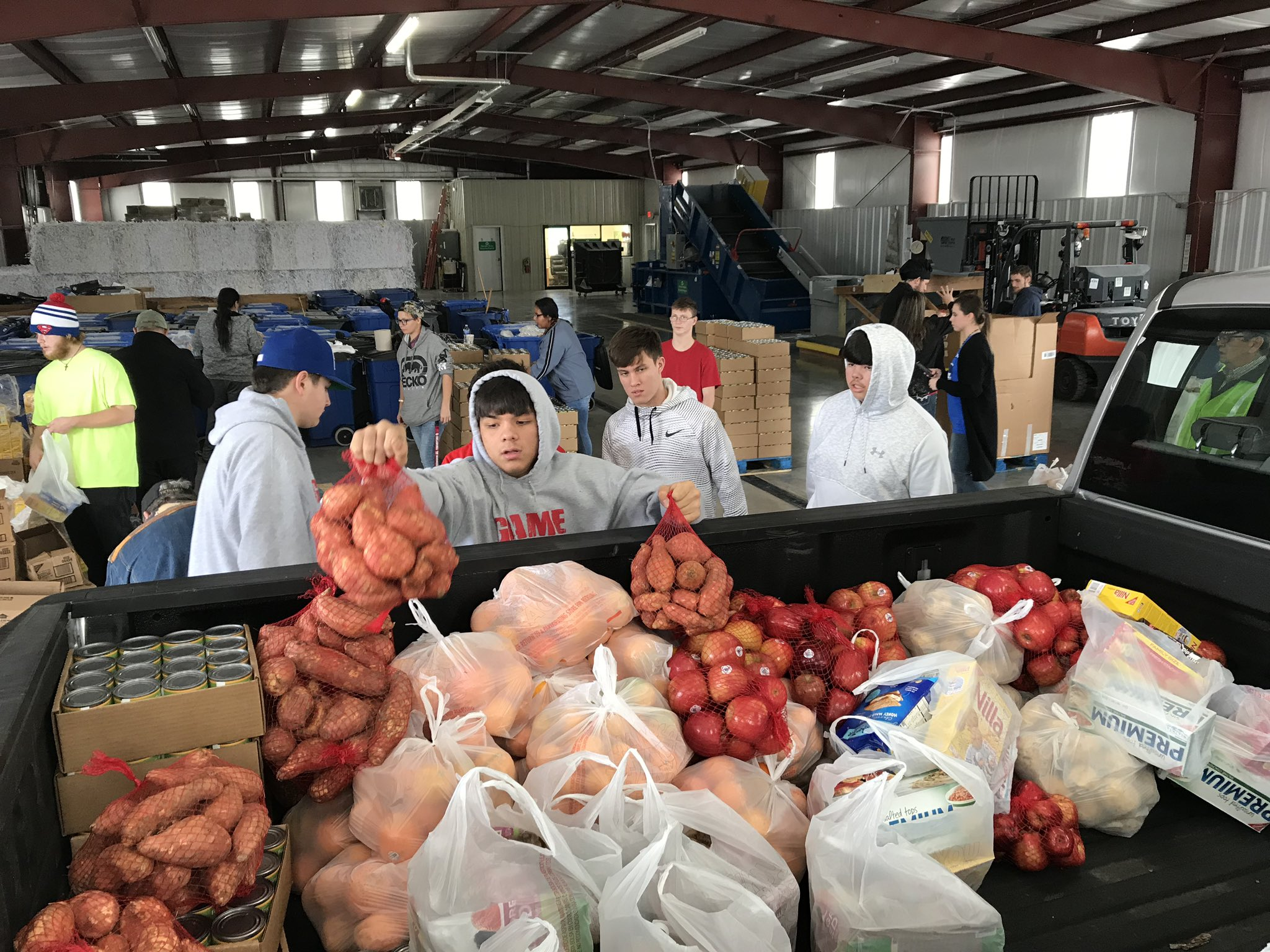 Addressing food insecurity in northeast Oklahoma