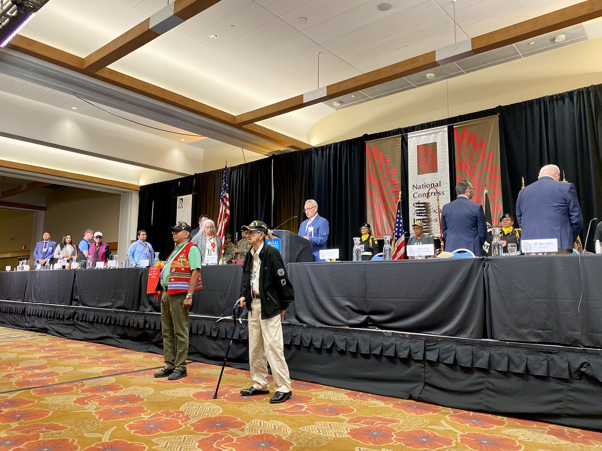 RECAP: National Congress of American Indians opens annual convention #NCAIAnnual19
