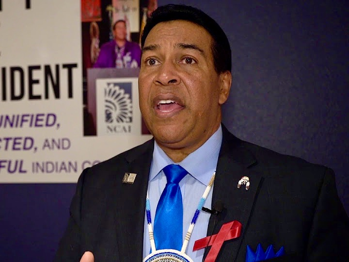 'We have not really listened to tribal leaders': Lance Gumbs at #NCAIAnnual19
