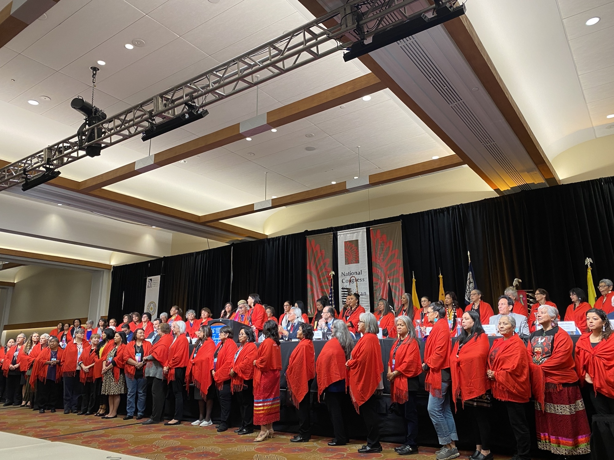 RECAP: National Congress of American Indians annual convention #NCAIAnnual19