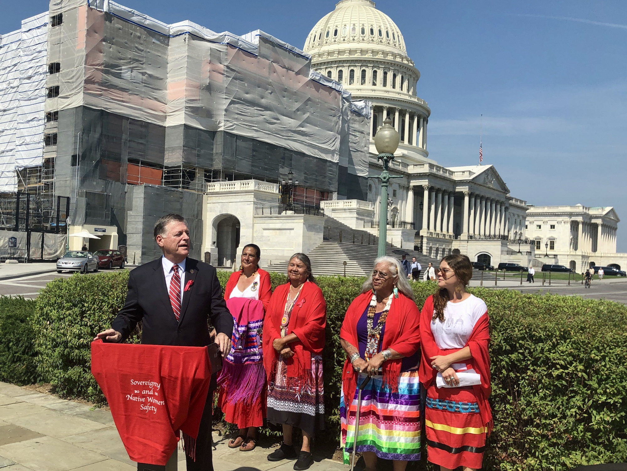 Rep. Tom Cole: Celebrating Native American Heritage Month