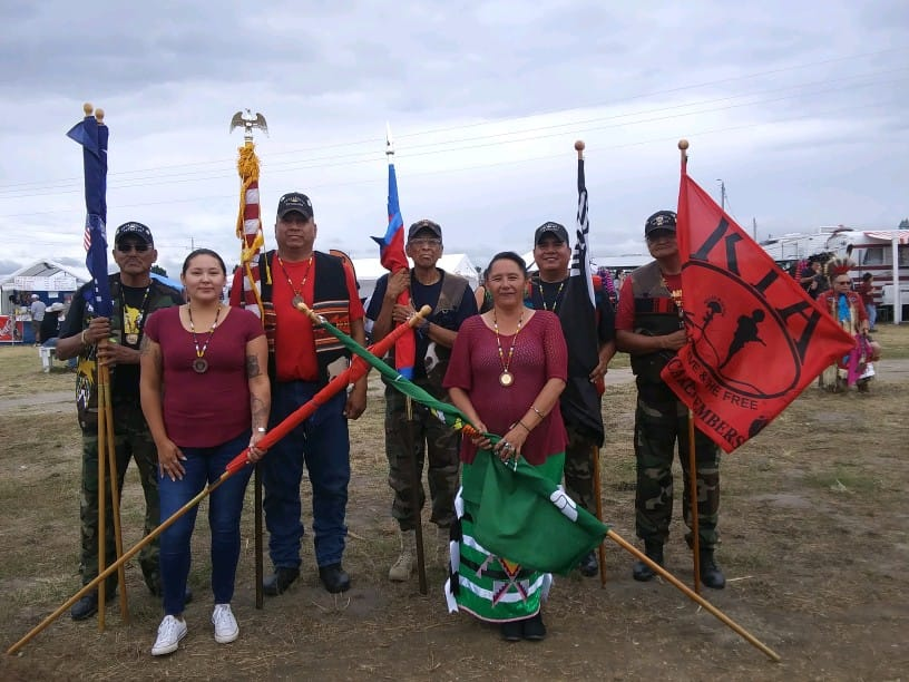 Veterans to walk across Pine Ridge Reservation