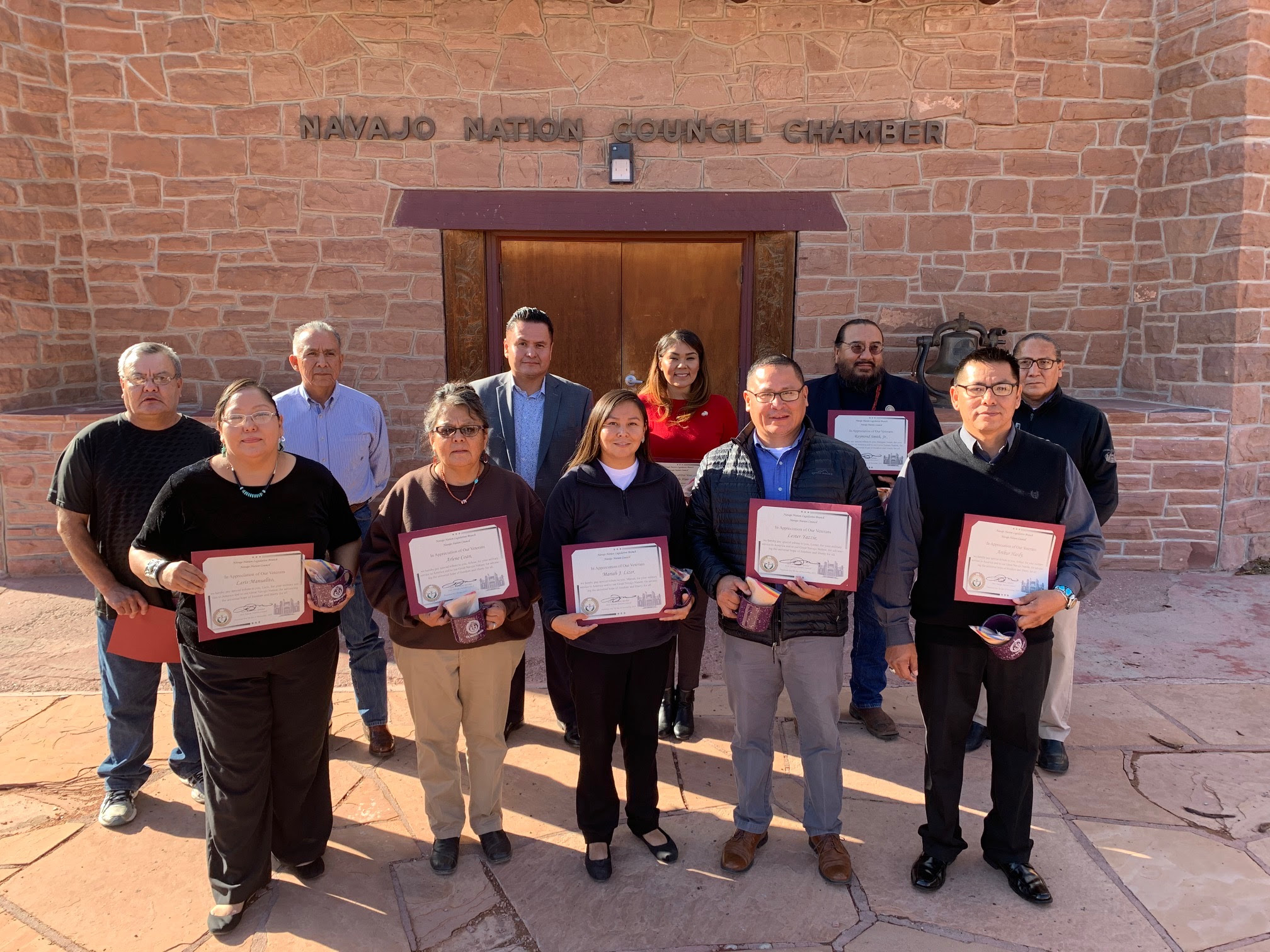 Veterans Day Message from the 24th Navajo Nation Council