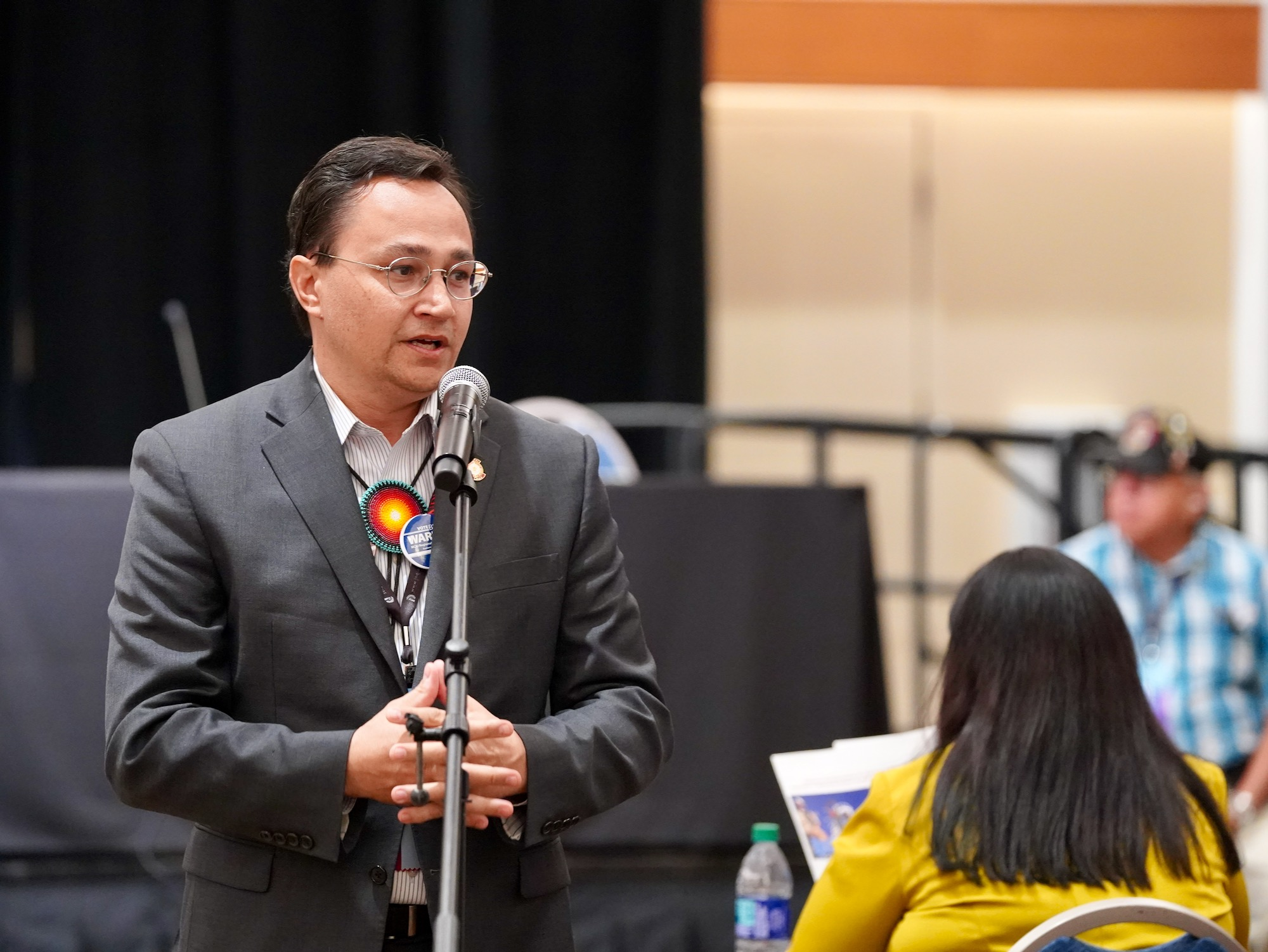 Chuck Hoskin: Cherokee Nation gives back to our people and our communities