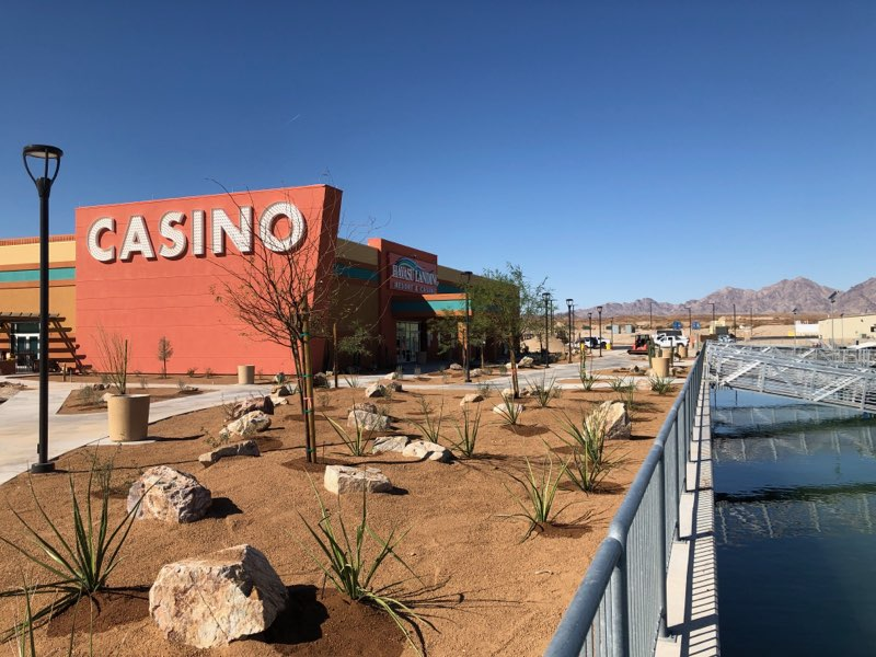 Chemehuevi Tribe sets grand opening for new casino