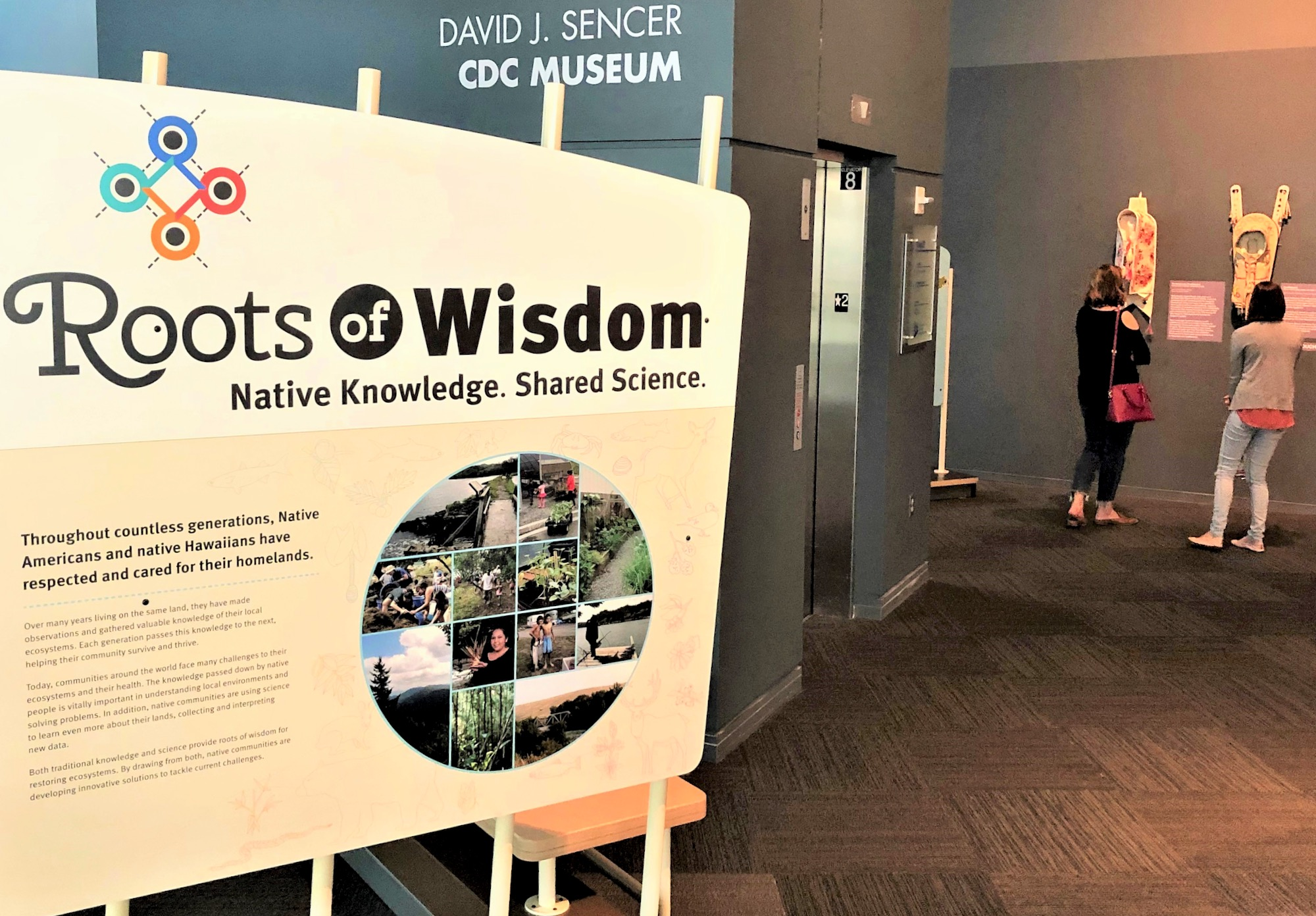CDC museum features Indian Country exhibits