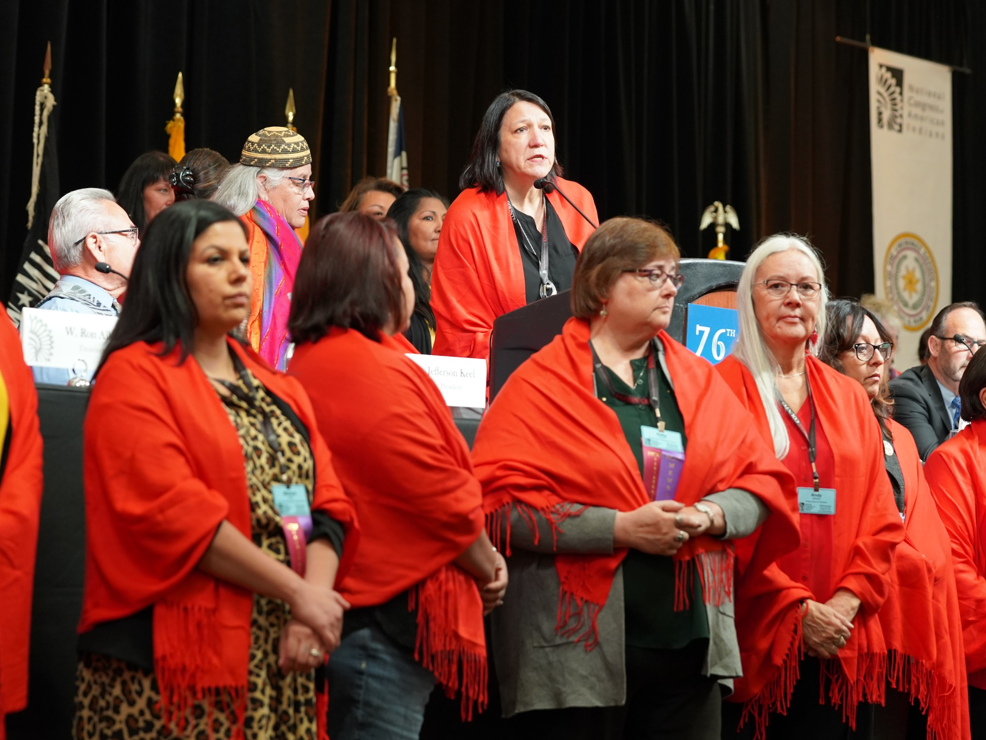 Senate committee takes up #MMIW bills amid doubts about protections for Native women