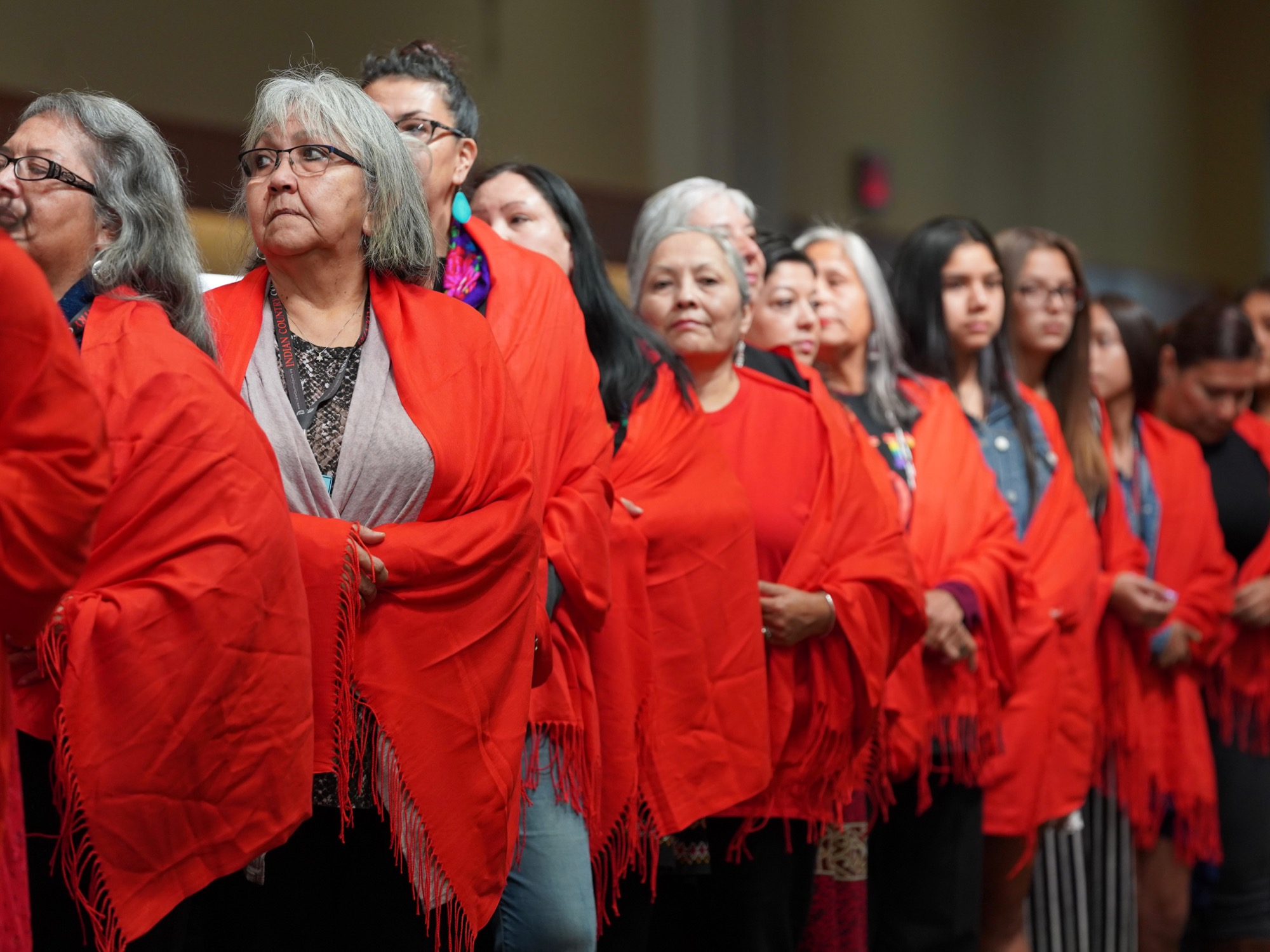 'Political football': Protections for Native women caught up in partisan stalemate