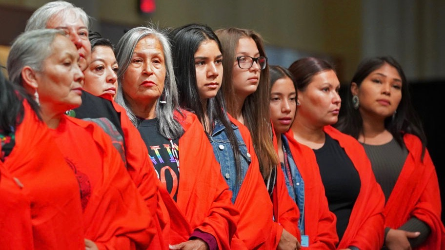#MMIW on Capitol Hill