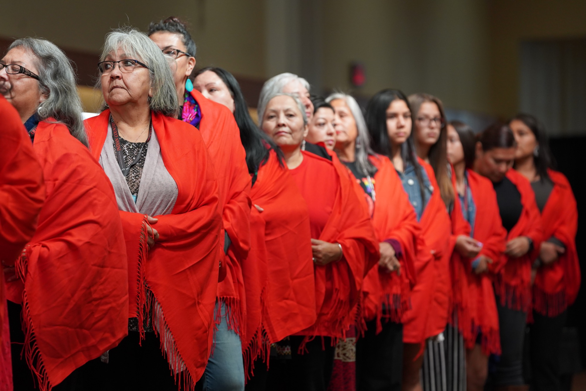 Presidential task force tackles 'epidemic' of missing and murdered in Indian Country