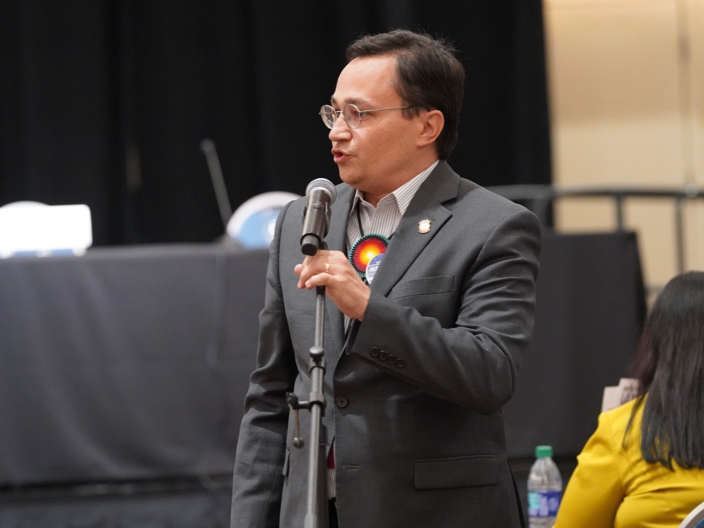 Chuck Hoskin: Safety and health are priority for Cherokee Nation