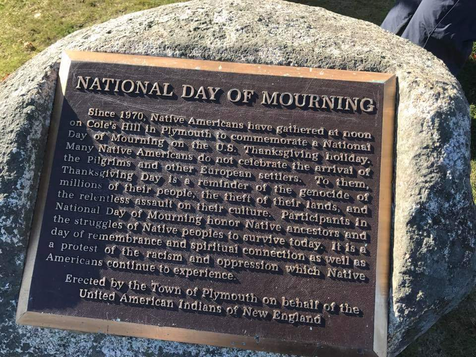 United American Indians of New England host 50th National Day of Mourning