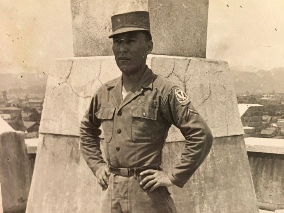 Navajo Nation pays tribute to Korean War veteran Oliver Leo Kirk