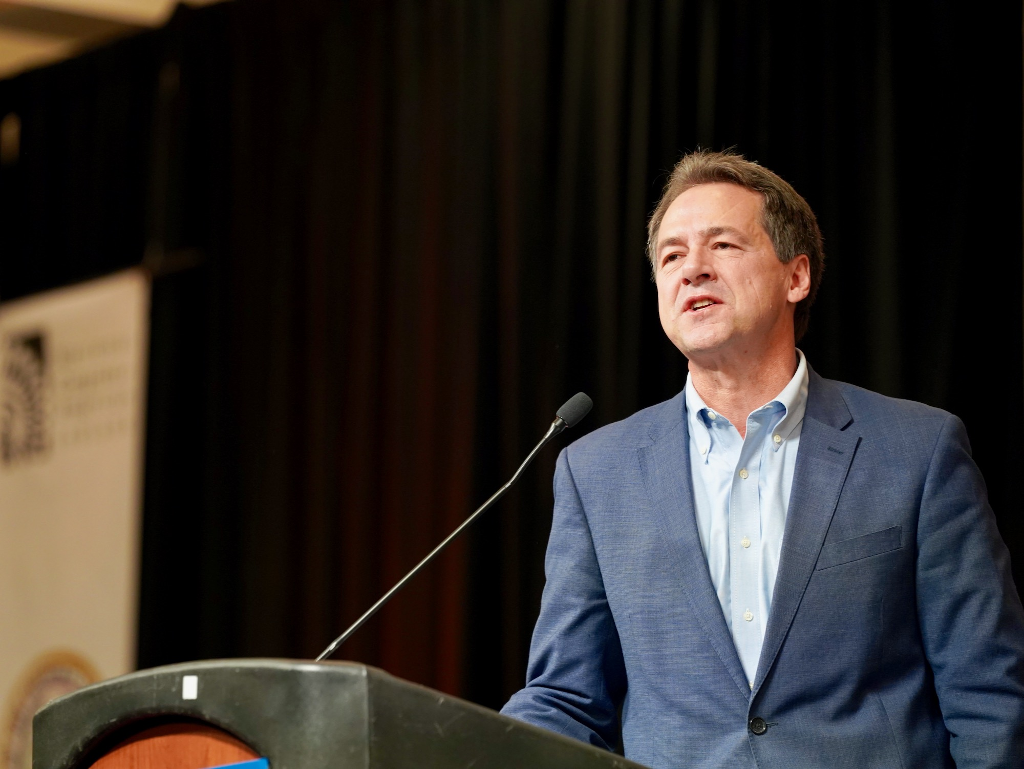 Steve Bullock's issue was tribal sovereignty … now he's gone