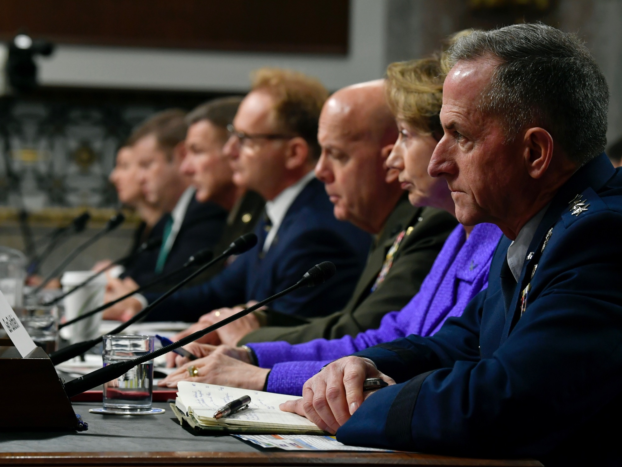 Senators grill military chiefs over private housing 'slumlords' on bases