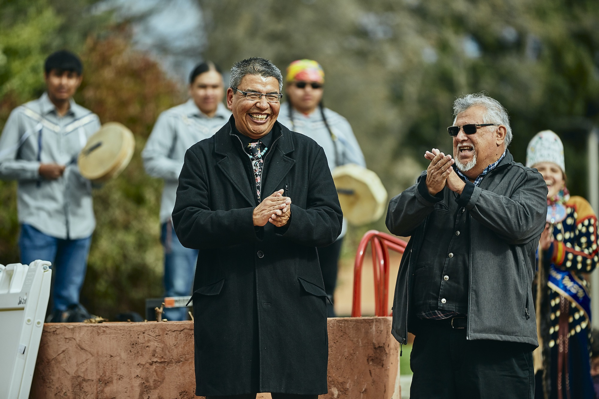 BirdRattler to speak about collaborations with tribes at MSU's Berger Lecture on February 11