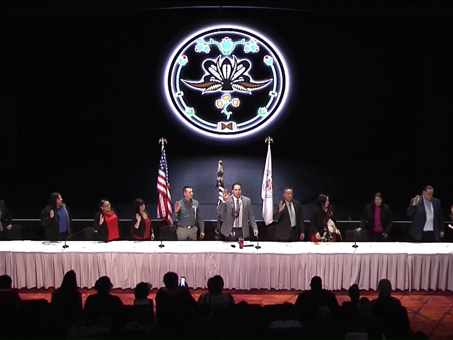 Saginaw Chippewa Tribe announces new chief and council