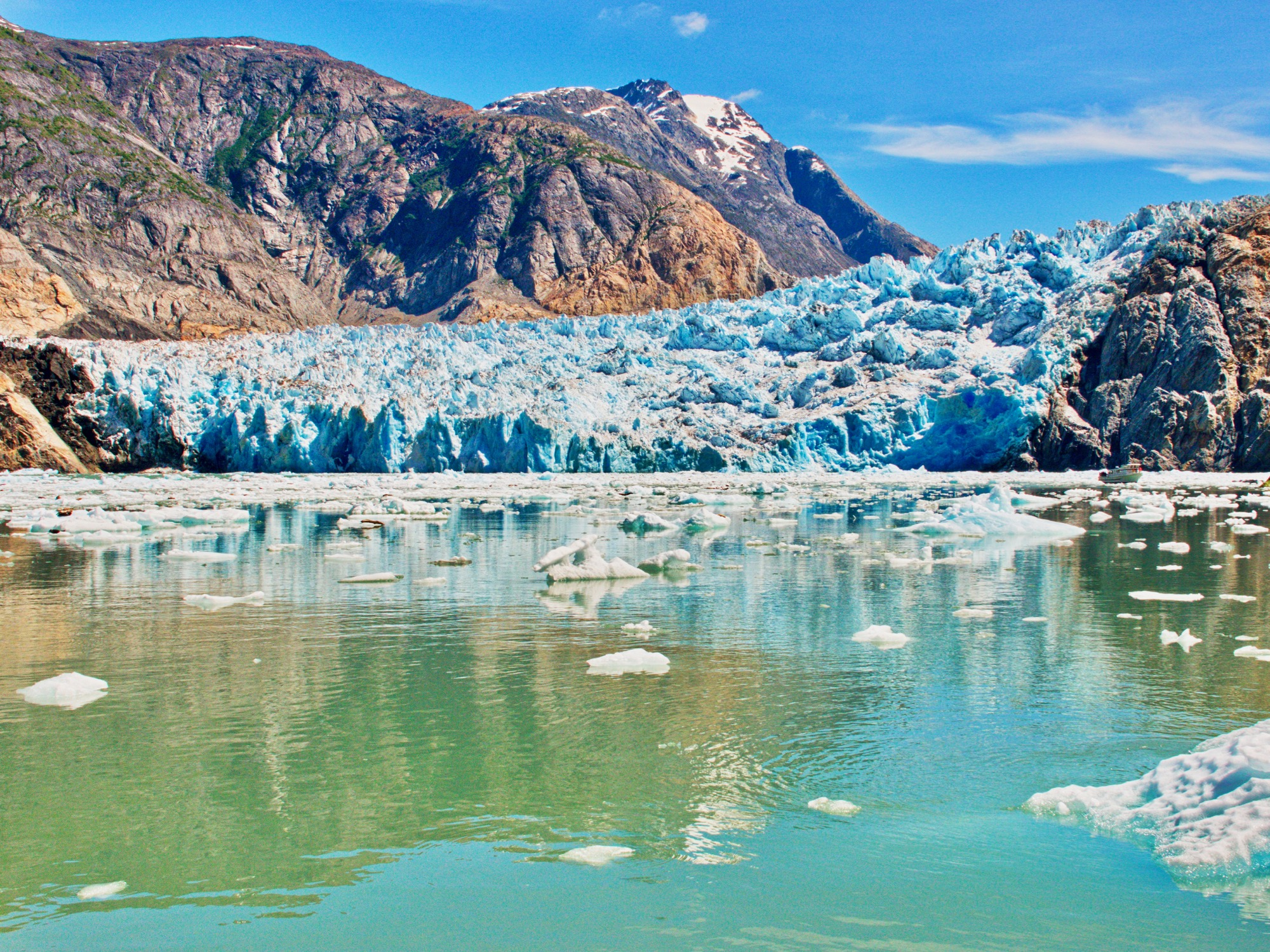 YES! Magazine: Alaska's glaciers show signs of climate change