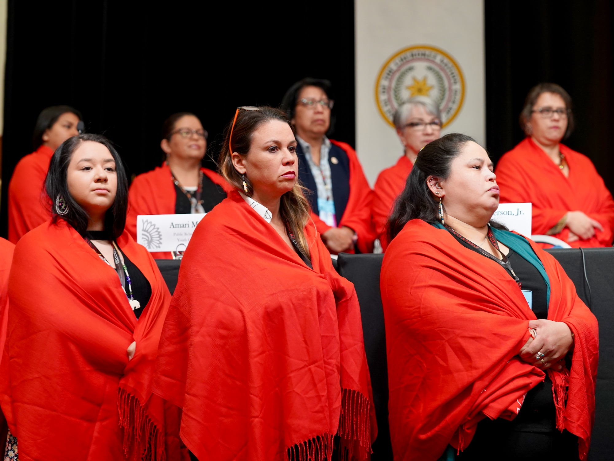 Supporting state and federal efforts to address MMIW