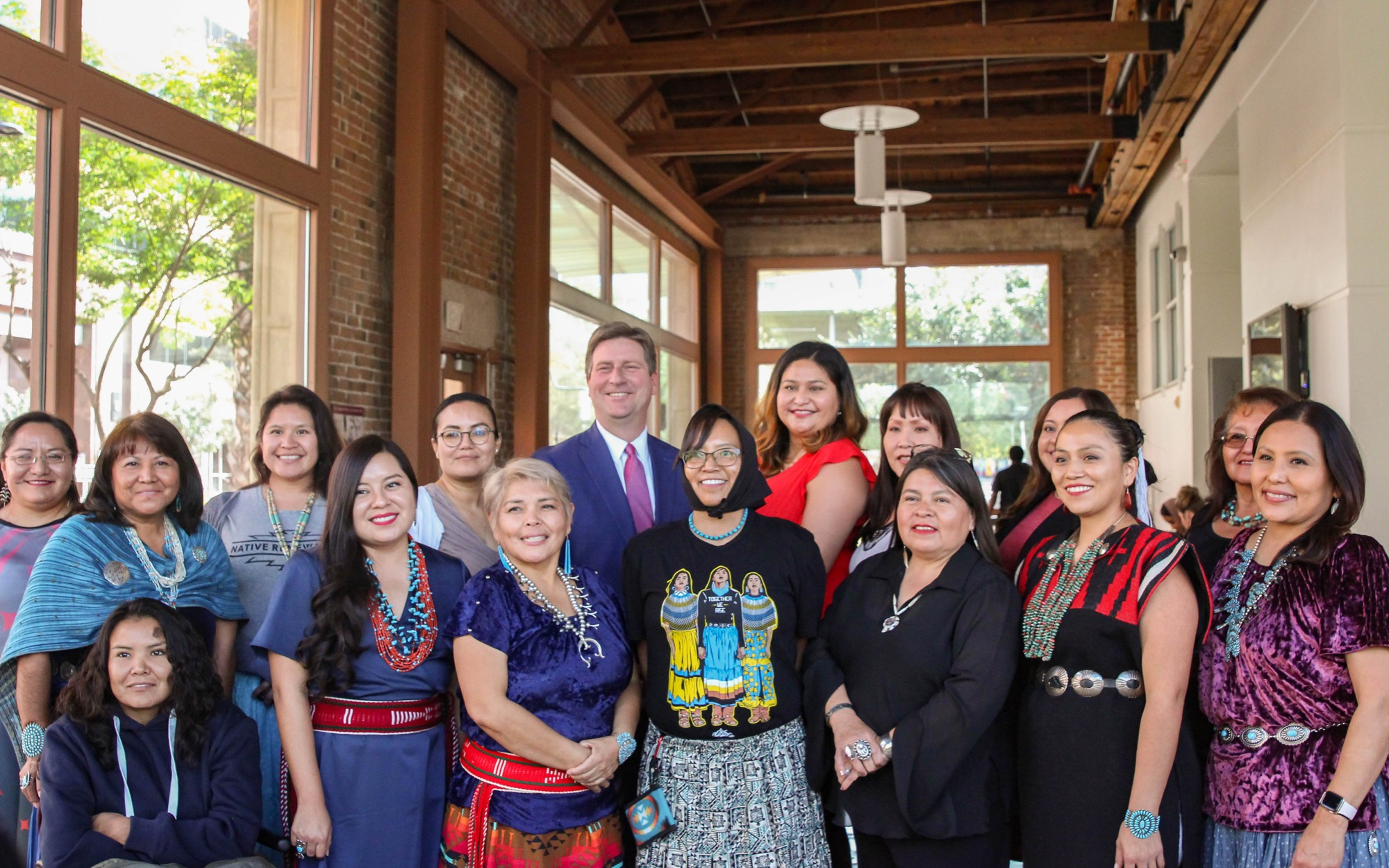 Entrepreneur program empowers Native women to forge a brighter future