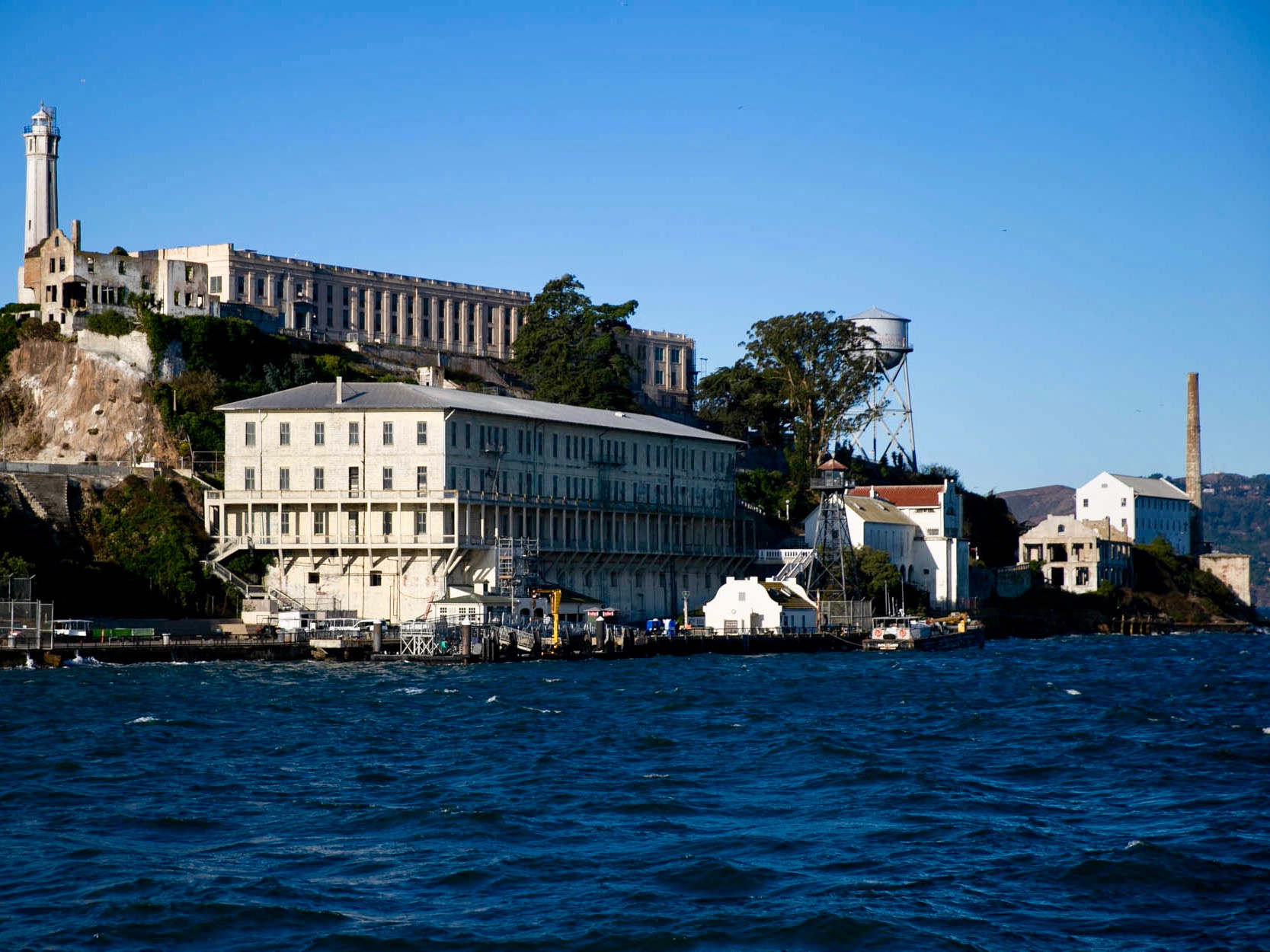 Return to 'the Rock': Alcatraz occupier retraces steps on 50th anniversary