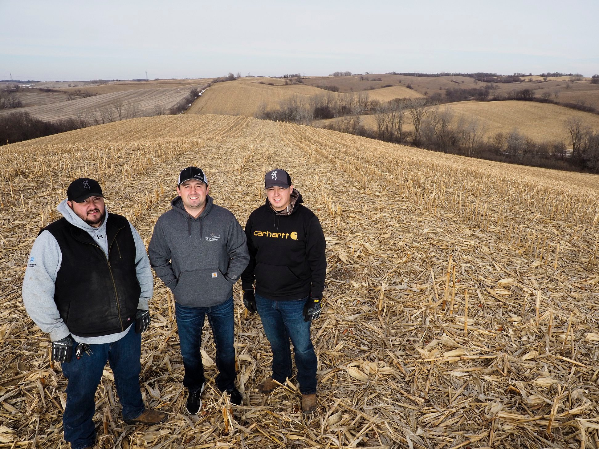 'It's a pretty monumental step': Tribal farm reclaims land on Winnebago Reservation