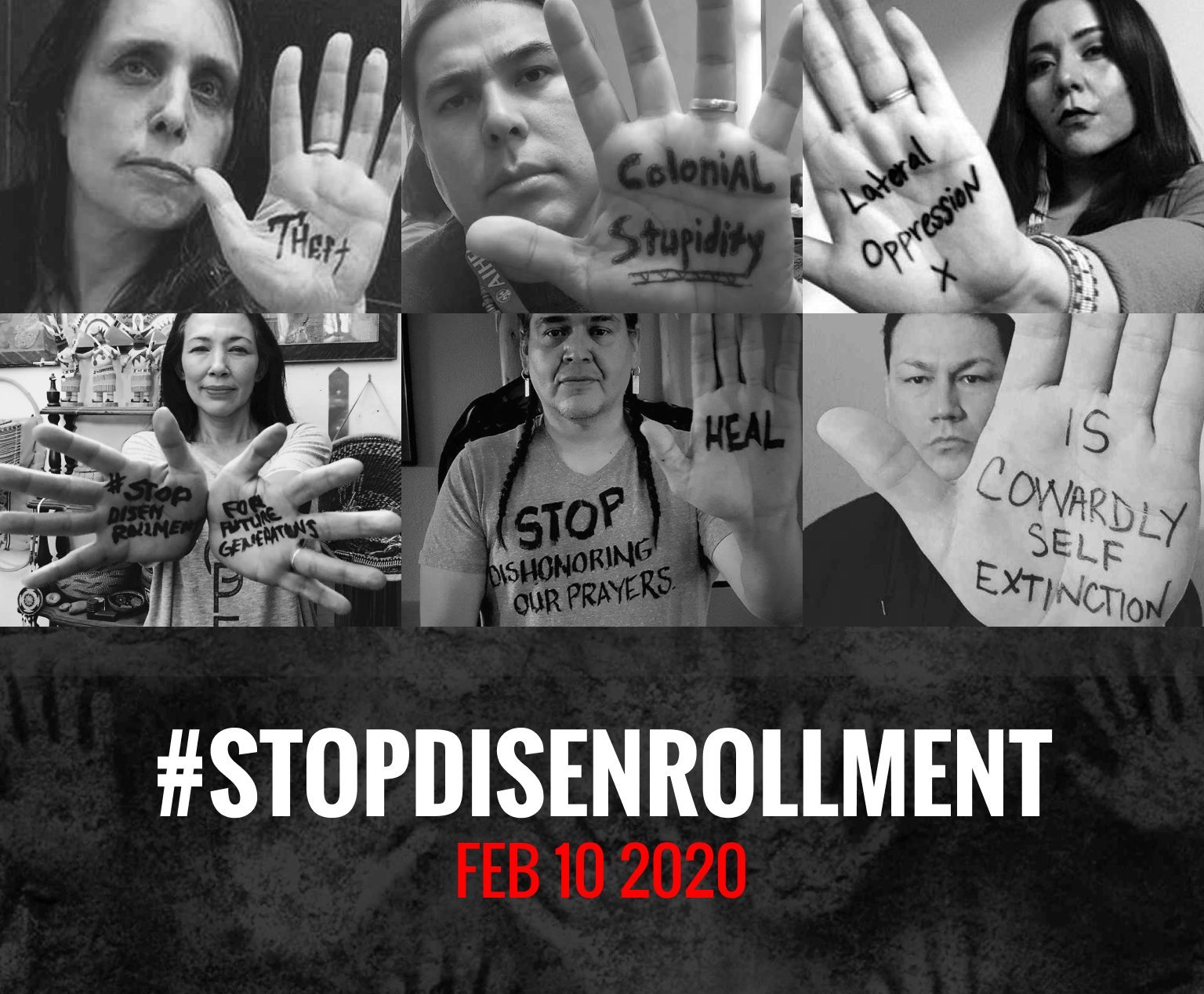 'It makes it hard to like your people': #StopDisenrolllment campaign returns amid rise in tribal removals