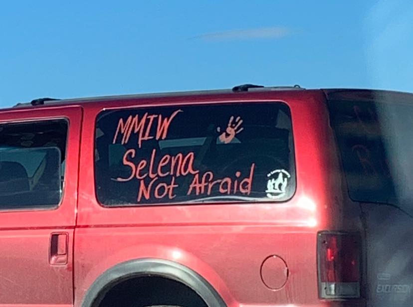 Honoring Selena Not Afraid