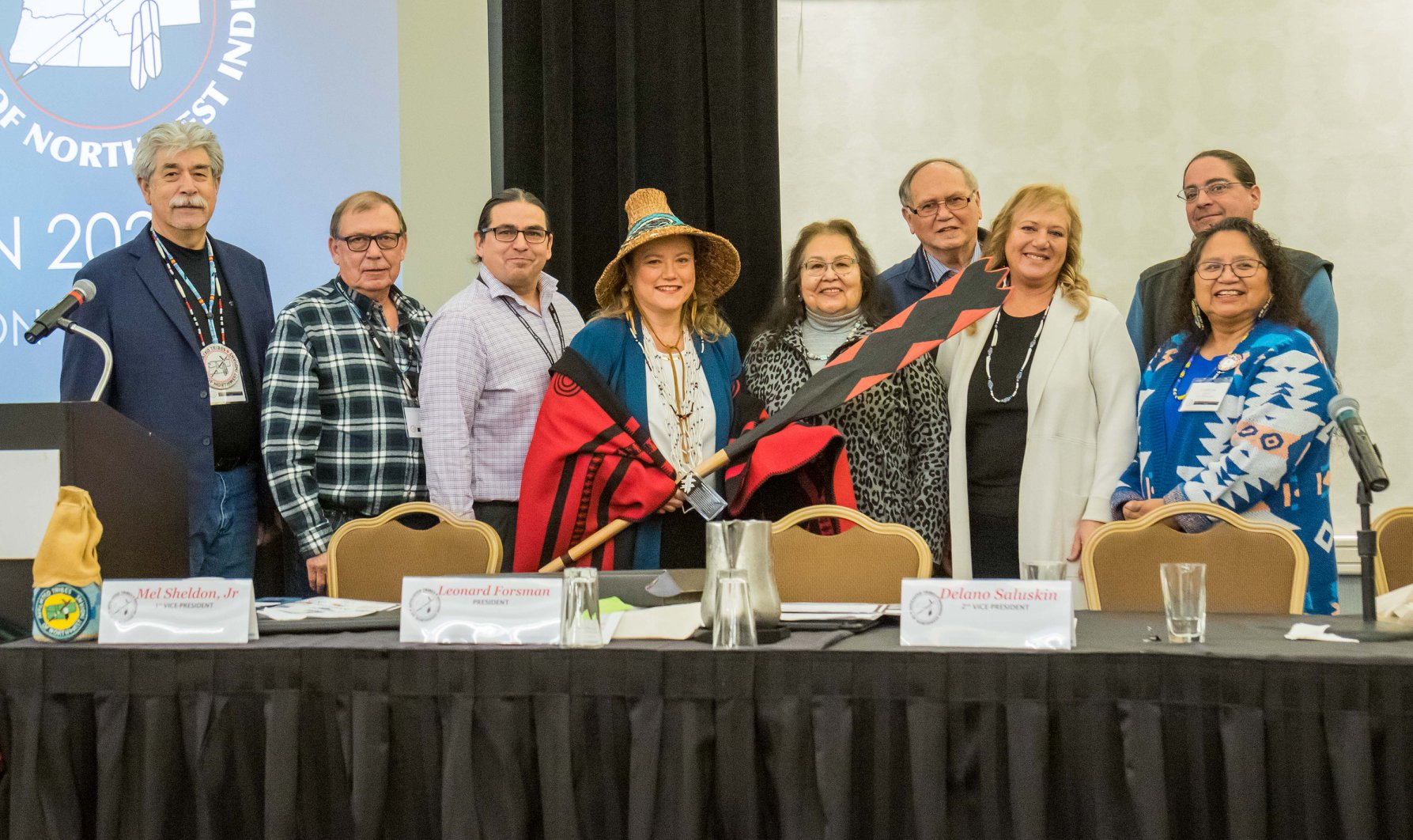 Northwest tribes conclude winter meeting with call to protect environment