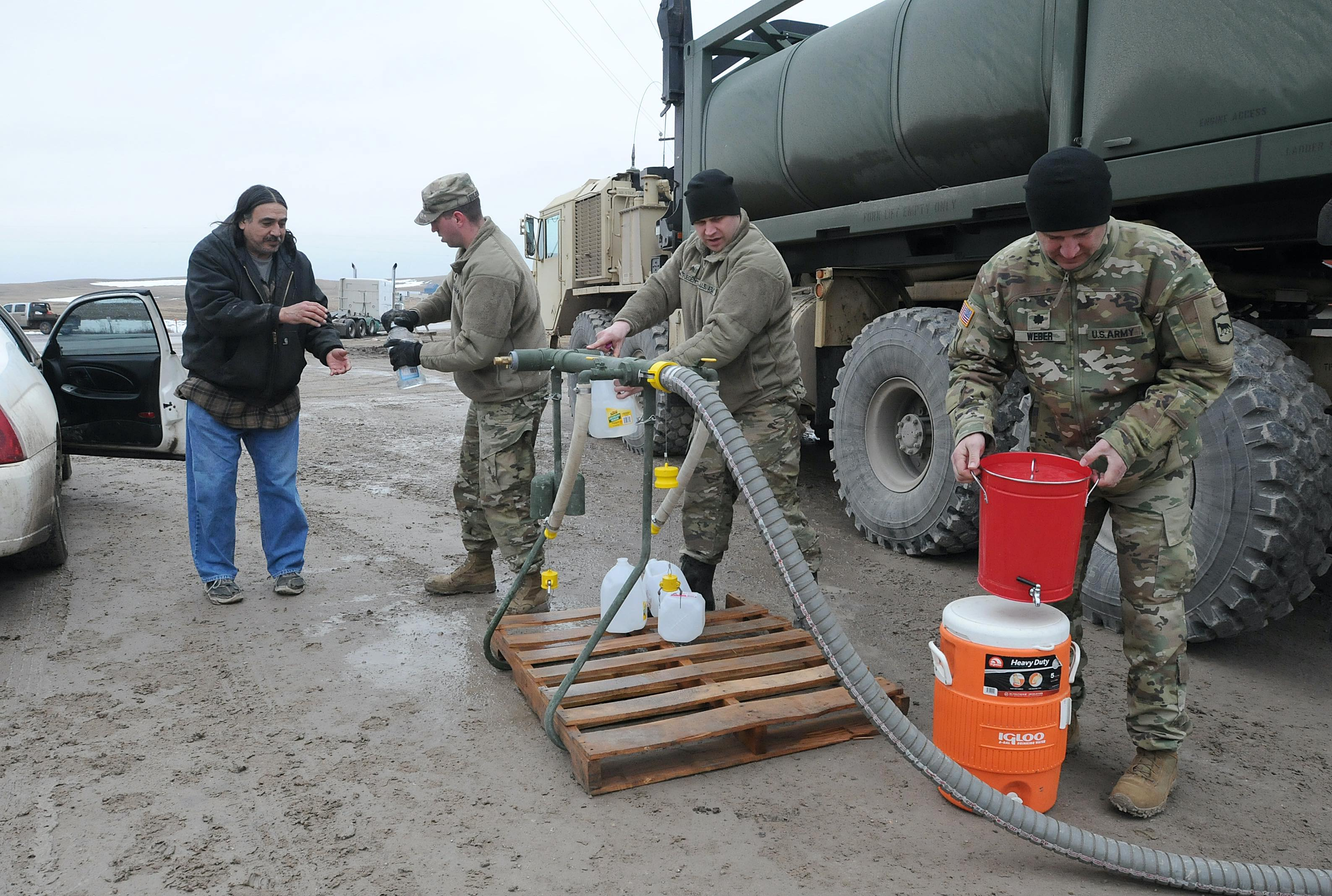Native Sun News Today: Oglala tribal staff caps water well with uranium in it