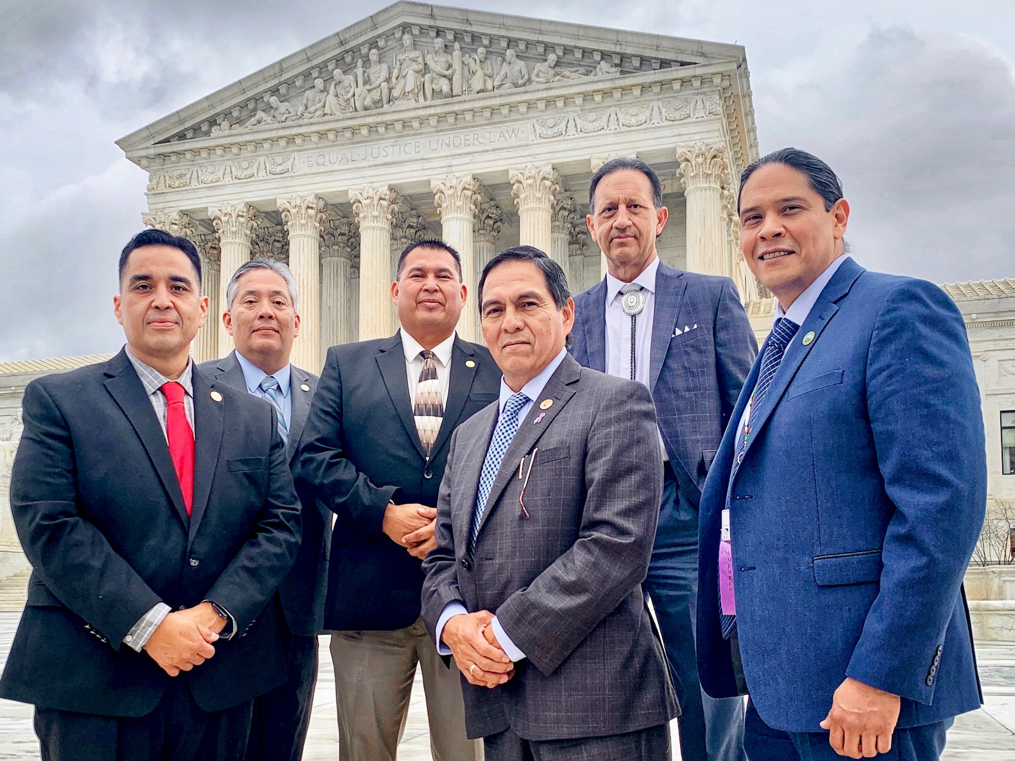 Supreme Court churns along with Indian Country case amid coronavirus crisis