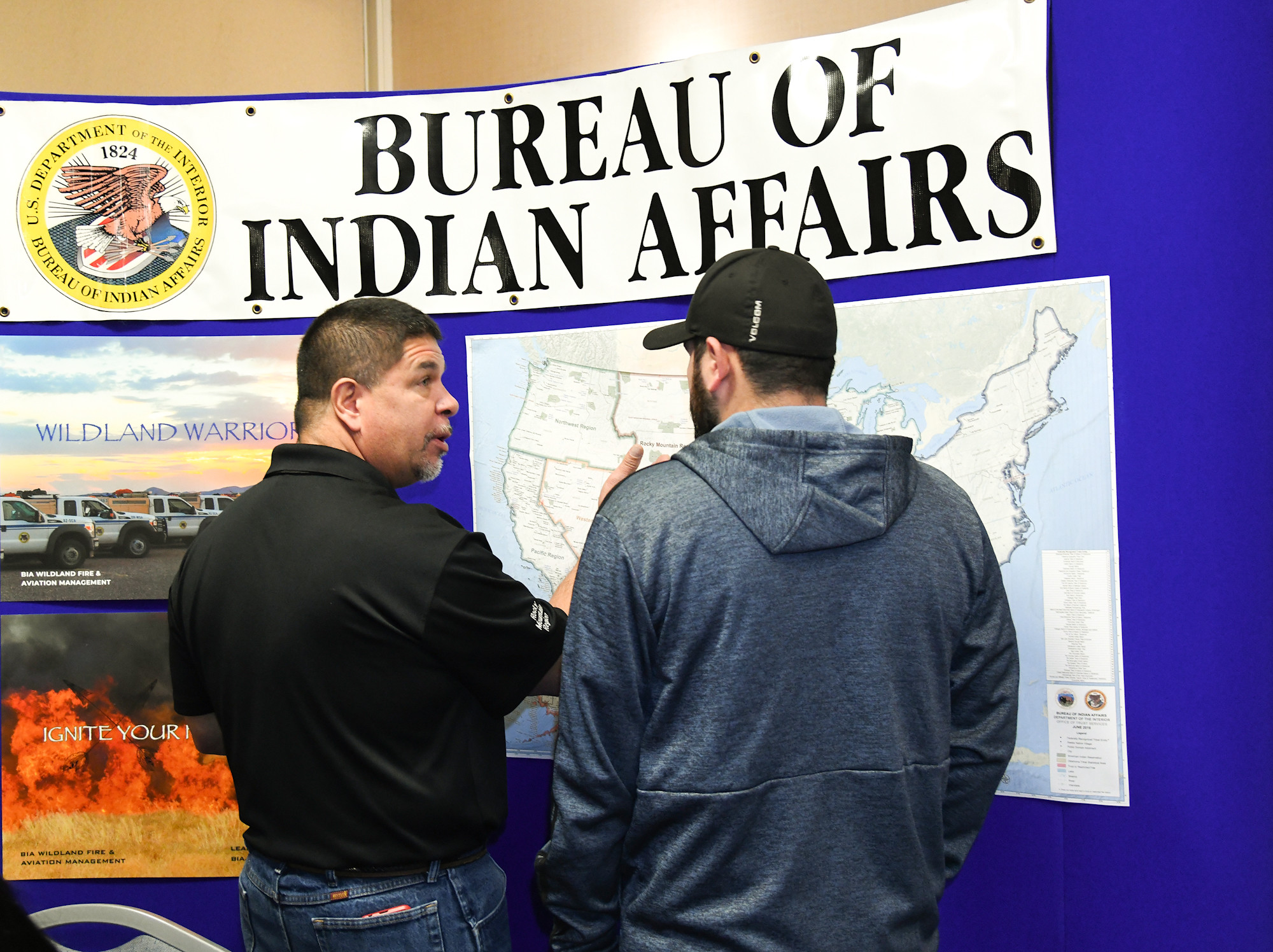 Lawmakers look at Trump's Indian Country budget request