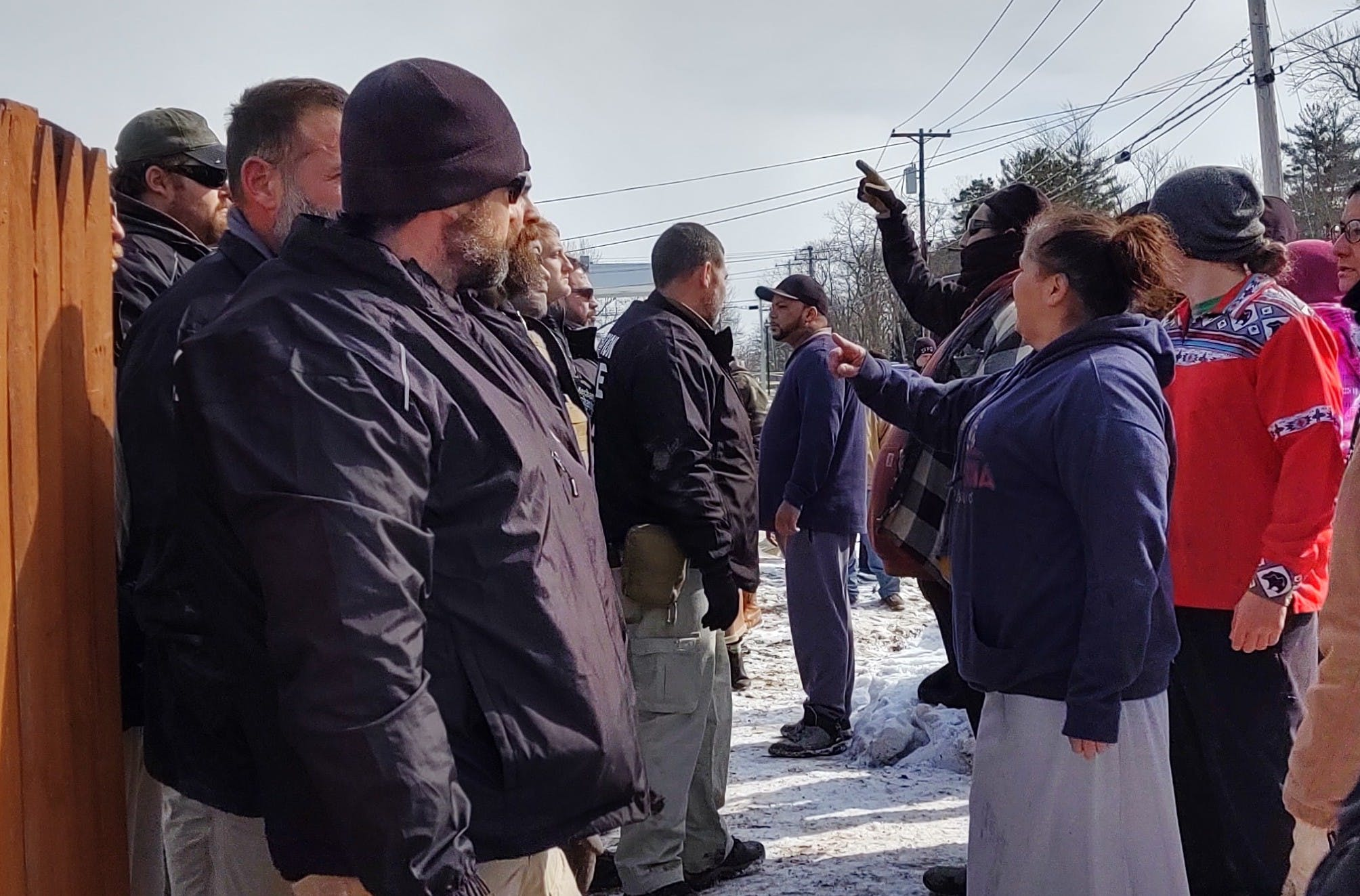 Cayuga Nation's division leads to a 'human rights catastrophe'